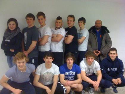 Le lycée Marchal peut être à nouveau fier de ses rugbymen.