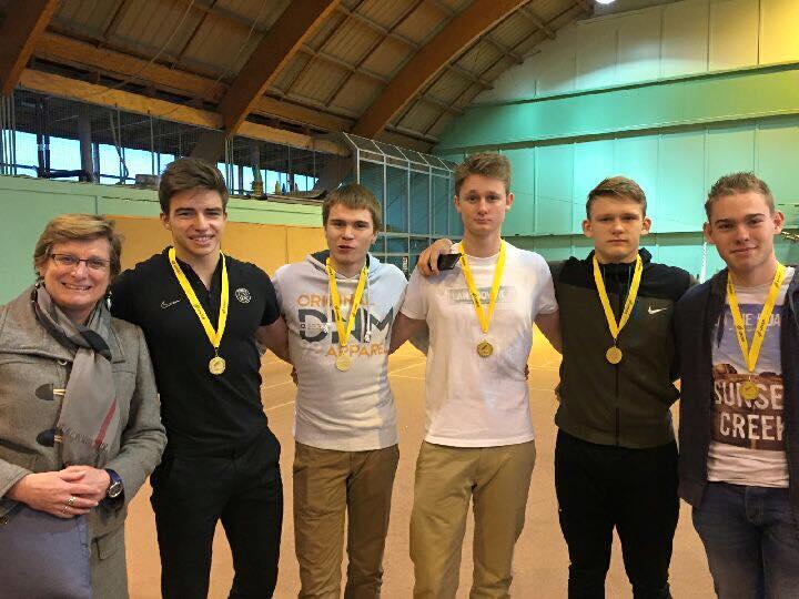Athlétisme académie 2015