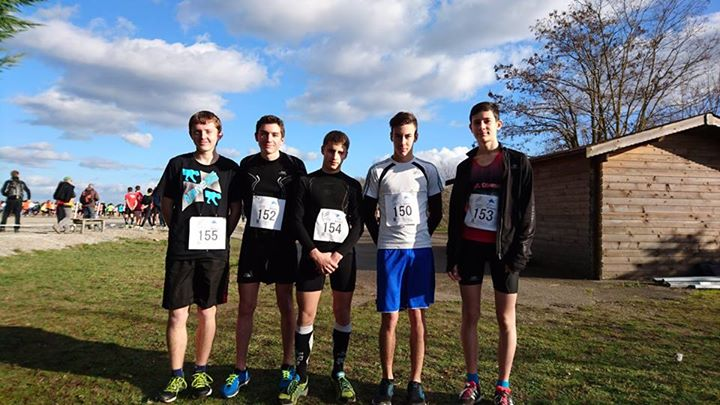 Cross académique 2015