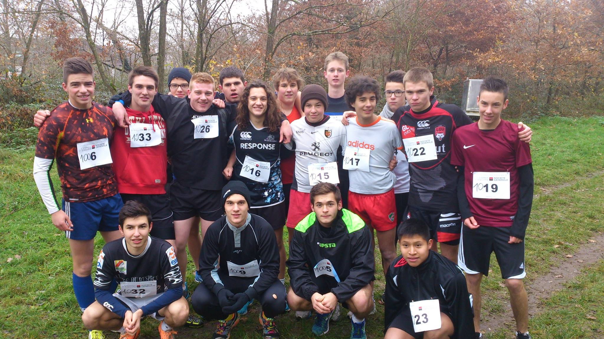 Cross UNSS 2014