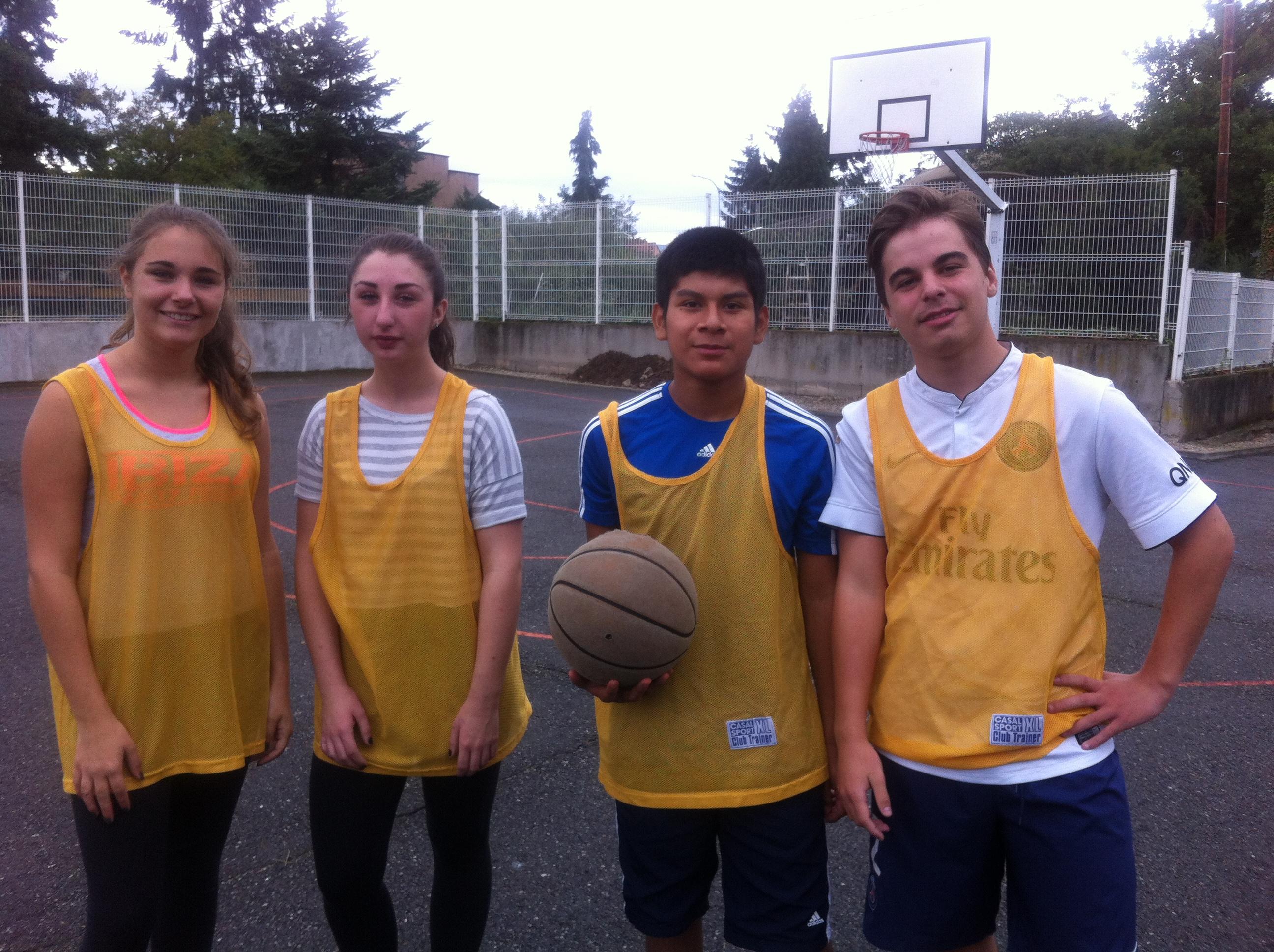 Journée du Sport scolaire 2015