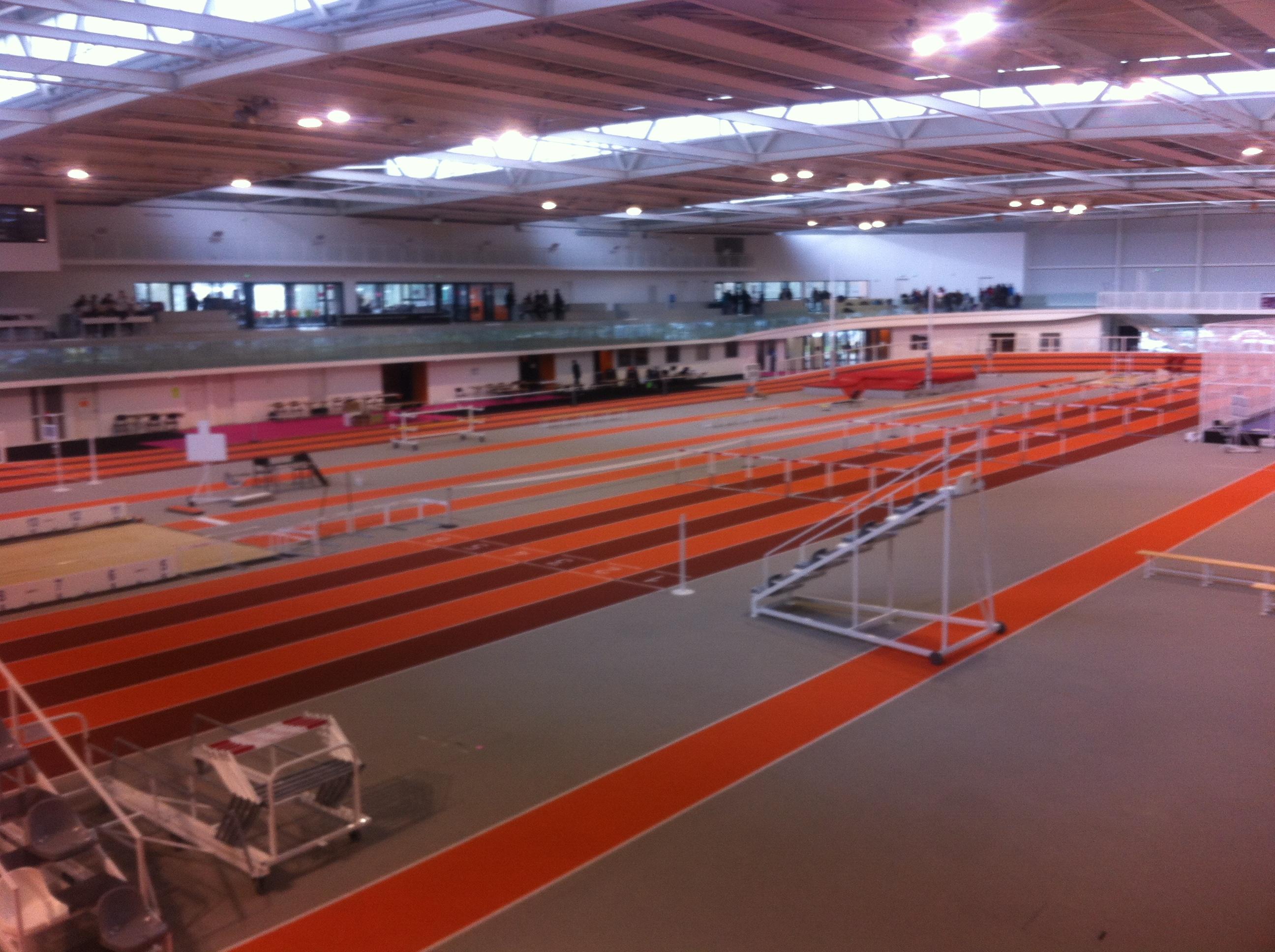 Championnat de France Athlétisme UNSS Rennes 2016