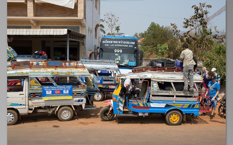 Un de nos moyens de transports